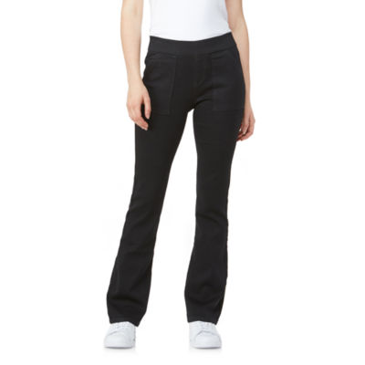 Wallflower Womens Relaxed Fit Flare Jean - Juniors
