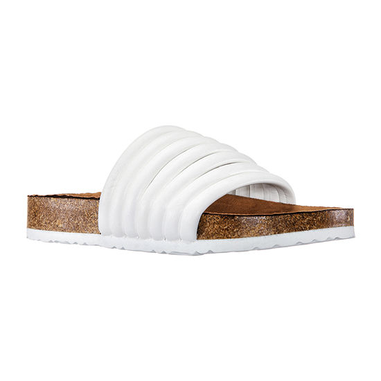 Daybreaks Powered By Nina Fame Womens Footbed Sandals