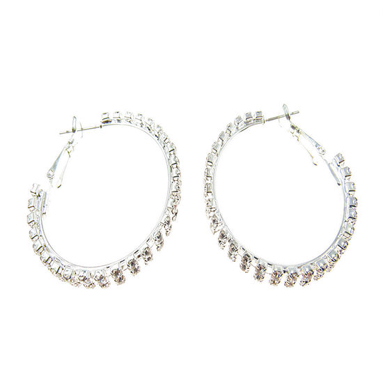 Vieste Rosa Hoop Earrings
