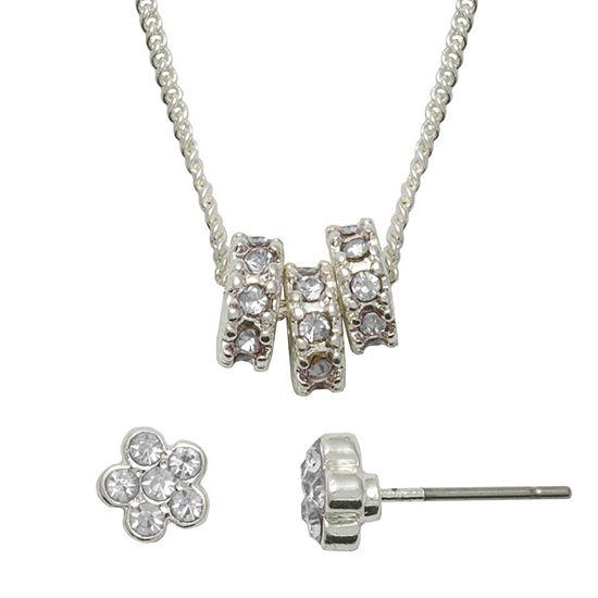 Mixit Hypoallergenic Jewelry Set