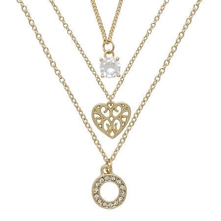Mixit Jewelry Set, One Size , Yellow