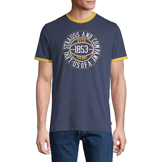 Levi's® Men's Short Sleeve Knit T-Shirt