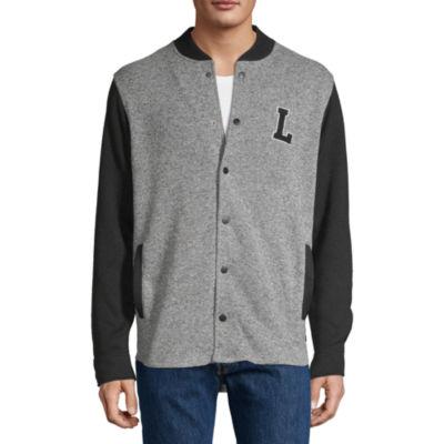 Levi's® Men's Long Sleeve Fleece Sweater