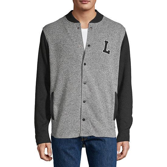 Levi's® Long Sleeve Fleece Sweater