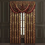 Queen Street Harper Rod-Pocket Waterfall Valance
