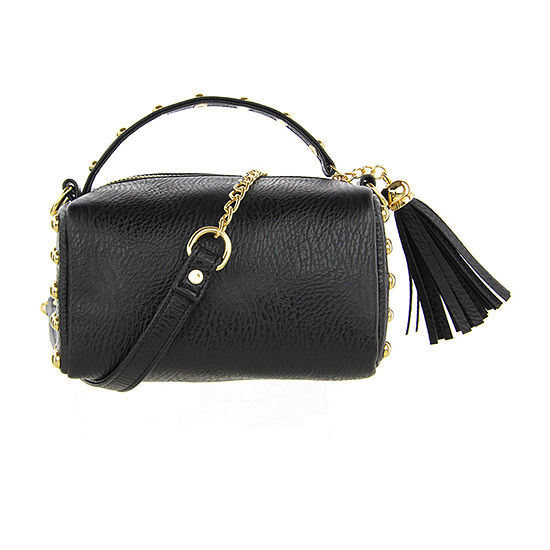 Olivia Miller Studded Crossbody Bag