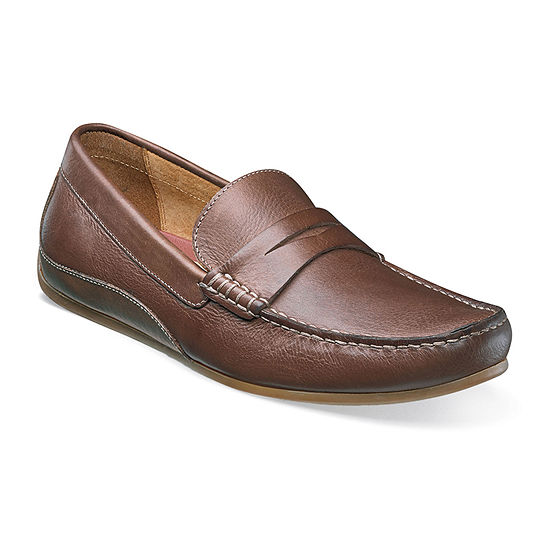 Florsheim Mens Throttle Boat Shoes
