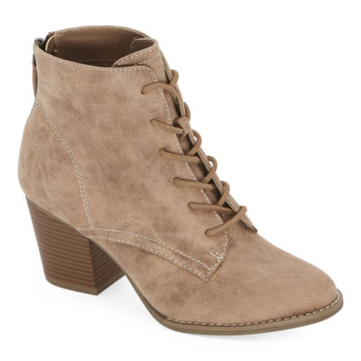a.n.a Womens Dimas Block Heel Booties
