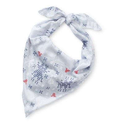 North Pole Trading Co. Polar Bear Bandana Pet Clothes