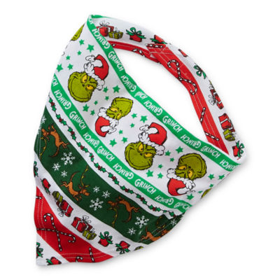 Dr. Seuss Grinch Holiday Family Pet Clothes