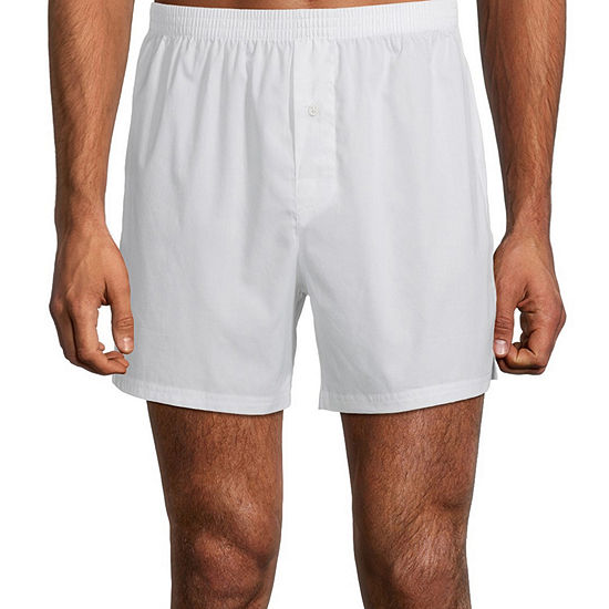 Stafford 4 Pack Stretch Woven  Modern Fit Boxers