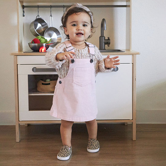 Okie Dokie Baby Girls Overalls