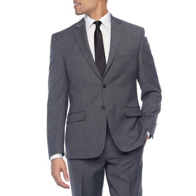 Collection by Michael Strahan  Mens Stretch Slim Fit Suit Jacket