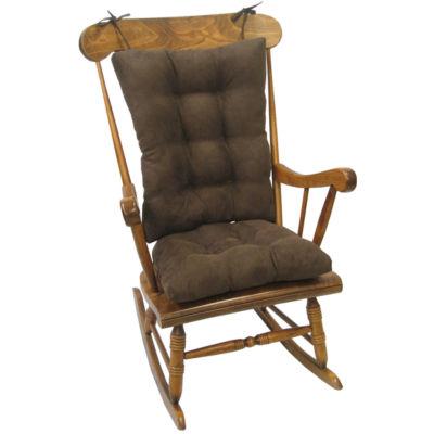 Klear Vu Twillo XL 2-pc. Rocker Chair Cushion Set