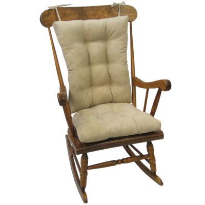 Attirant Klear Vu Twillo XL 2 Pc. Rocker Chair Cushion Set