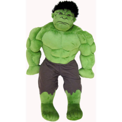 Marvel® Comics Avengers® Hulk® Pillow Buddy