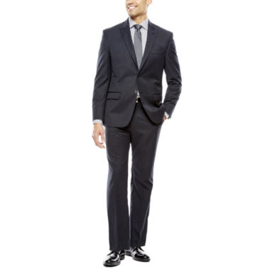 jcpenney.com | Collection by Michael Strahan Black Herringbone Suit-Classic Fit