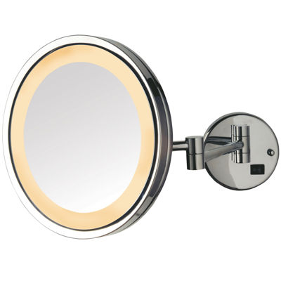 Jerdon Style LED-Lighted Wall Mirror
