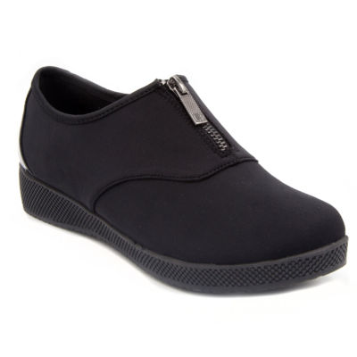 Towne By London Fog Amie Womens Slip-On Shoes