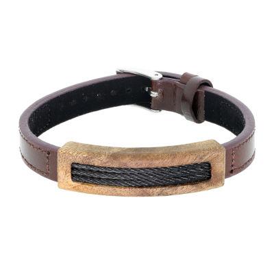 9 Inch Solid Id Bracelet