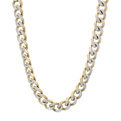 Sterling Silver 22 Inch Solid Box Chain Necklace