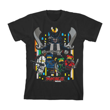 Ninjago Graphic T-Shirt-Big Kid Boys