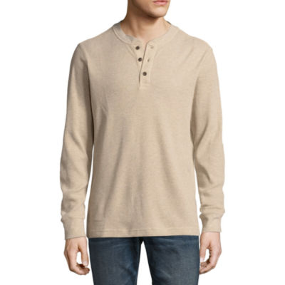 St. John's Bay Long Sleeve Thermal Top