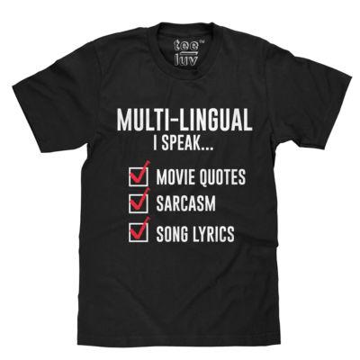 Multi Lingual SS Tee