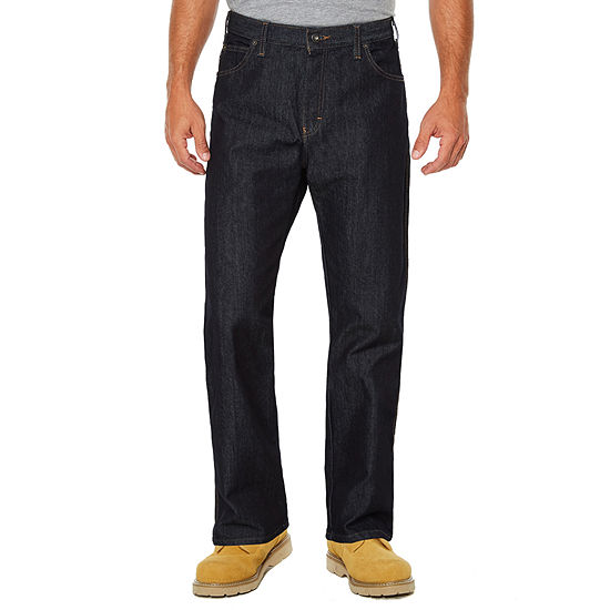 Dickies® FLEX Relaxed Fit Straight Leg 5-Pocket Carpenter Tough Max™ Denim Jeans