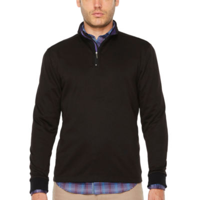 Society Of Threads Quarter-Zip Pullover