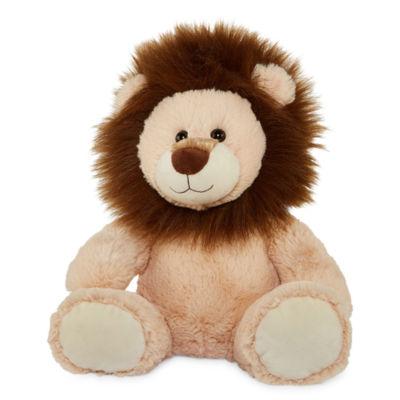 Okie Dokie Lion Stuffed Animal