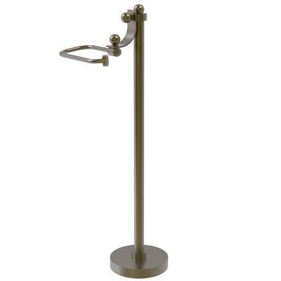 Allied Brass Free Standing European Style Toilet Tissue Holder