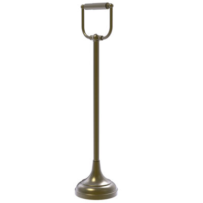 Allied Brass Free Standing Toilet Tissue Holder
