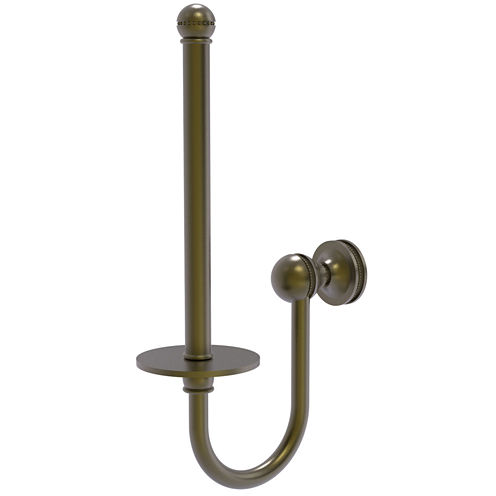 Allied Brass Mambo Collection Upright Toilet Tissue Holder