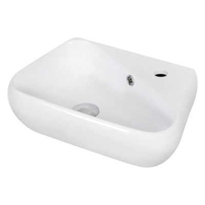 American Imaginations Ceramic Vessel Sink