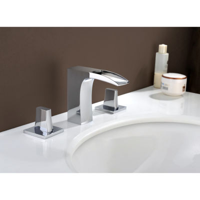 American Imaginations Bathroom Sink Faucet