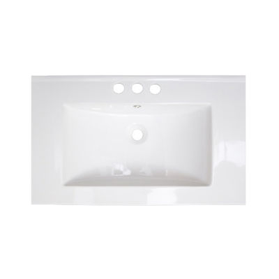 American Imaginations Roxy Drop-In Sink