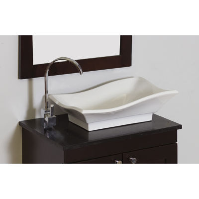 American Imaginations Ceramic Vessel Sink