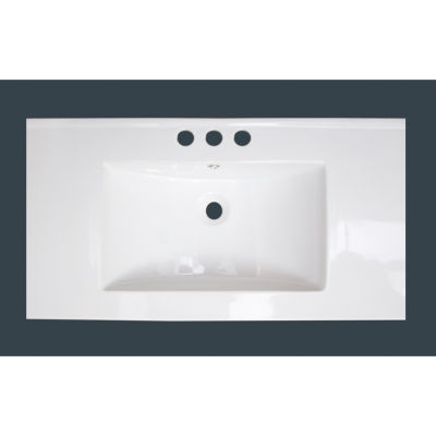 American Imaginations Xena Drop-In Sink