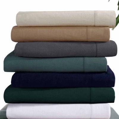 Tribeca Living Luxury Flannel Sheet Set