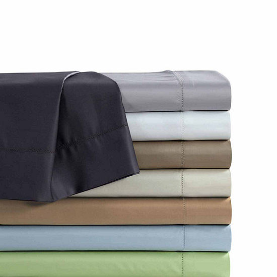 Tribeca Living 800 Thread Count Egyptian Cotton Sateen Sheet Set