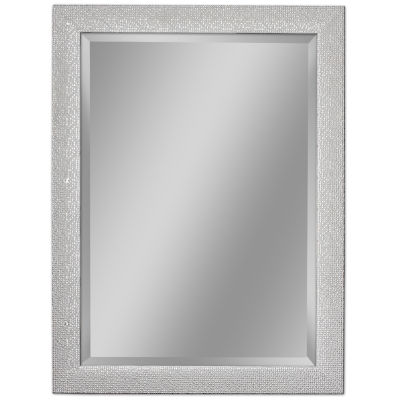 Head West Squares Wall Mirror