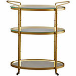 Madison Park Lauren Bar Cart