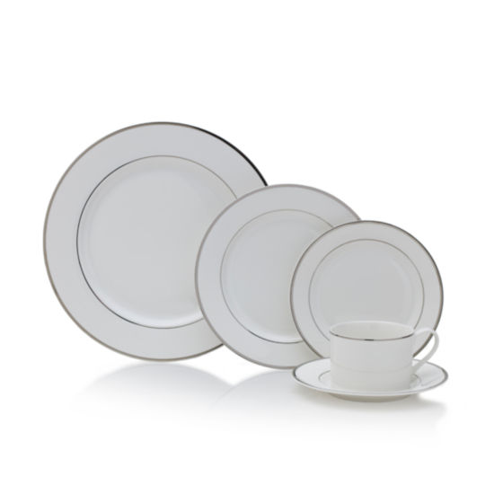 Mikasa Haley Gold 20-pc. Dinnerware Set