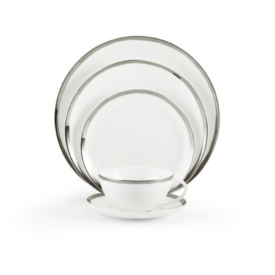 Mikasa Blakeslee Platinum 5-pc. Dinnerware Set
