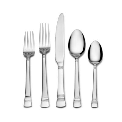 Pfaltzgraff Everyday Sapphire Bay 20-pc. Flatware Set