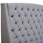 Madison Park Estella Upholstery Headboard