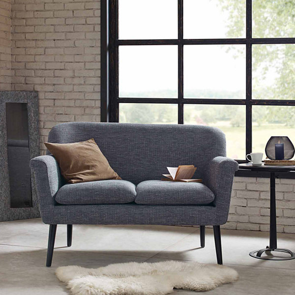 Madison Park Stinson Rolled Arm Settee