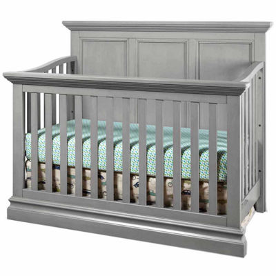 Bedford Baby Pine Ridge Convertible Crib- Cloud