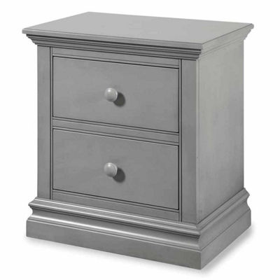 Bedford Baby 2-Drawer Nightstand